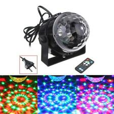 Party Disco Lights LED DJ Ball Sound Activated Dance Bulb Lamp Decoration