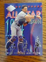 1994 Ultra All-Stars Los Angeles Dodgers Baseball Card #11 Mike Piazza. Read