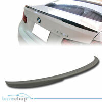 Fit For BMW F30 3-Series F80 Sedan P Type Rear Trunk Boot Spoiler 12 18