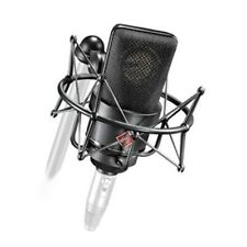 Neumann TLM 103 Large Diaphragm Condenser Microphone Mono Set Recording Black