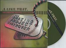 THE AMAZING PROJECT - I like that CD SINGLE 2TR Euro House 2001 BELGIUM