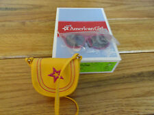 AMERICAN GIRL MYAG DOLL SUNGLASSES AND PURSE NEW IN BOX RETIRED