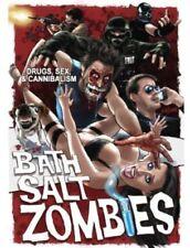 Bath Salt Zombies [New DVD]