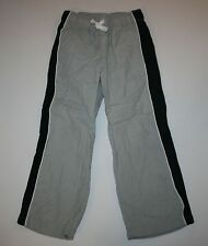 New Gymboree Gray Pull On Sweatpants Pants Size 5 Year NWOT Snowboard Legend