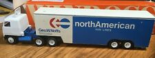 Winross Mack North American Van Lines - G W. Noffs Tractor/Trailer (Air Shield)