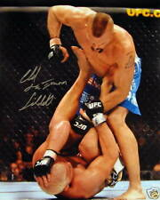 CHUCK LIDDELL 16X20 HAND SIGNED PHOTO WITH PROOF & COA