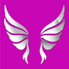 Angel Wings Acrylic Wall Stickers / Wall Decors / Wall Art / Decorations