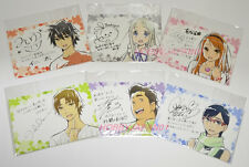 Anohana The Flower We Saw That Day The Movie Promo Portrait Card COMPLETE!