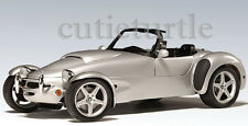 Autoart 1998 Panoz AIV Roadster 1:18 Diecast Model Car Silver 78212