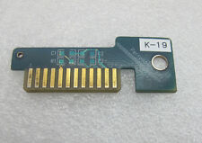 Snap On Scanner MT2500 MTG2500 Solus Ethos Modis Verus CAN Personality Key K-19