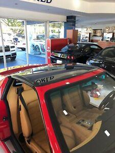 2005 Ferrari 575 Superamerica Glass Roof replacement (Aftermarket)