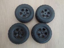 Maverick ion SC Wheels & Tyres