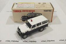 TOMICA LIMITED VINTAGE Toyota Land Cruiser FJ56V Fukuoka Police