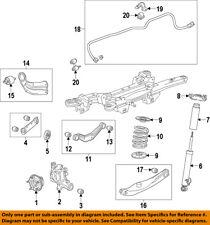GM OEM Rear-Trailing Control Arm 22927292