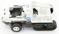 Vintage 1985 GI Joe Snow Cat Vehicle For Parts Restoration With Canon