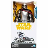 NIB Star Wars Storm Trooper Captain Phasma 12 inch Action Figure with Blaster 38