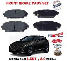 Para Mazda CX3 1.5 Dt 2.0 Skyactiv 2015-- > Nuevo Delantero Pastillas de Freno