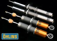 Ohlins Road & Track shocks POZ Mi00 Porsche 996 1998-04 Carrera