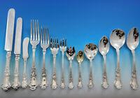 Baronial Old by Gorham Sterling Silver Flatware Set Service 507 pcs Lion Dinner