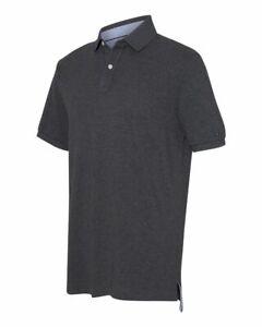 TOMMY HILFIGER 100% Cotton Classic Fit, Men's S-3XL, Sport Shirt, Ivy Pique Polo