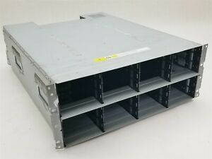 "Netapp DS4243 3.5"" 24-Bay Storage Shelf Disk Array NAJ-0801 + 2*IOM3 Controller"