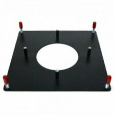 """Happ 3"""" Trackball Metal Mounting Kit, works with Jamma Mame fits NEW FROM HAPP"""