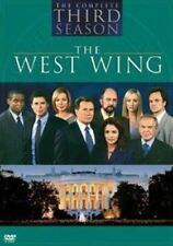 The West Wing Complete Season 3 DVD by Stockard Channing Kristin Chenoweth