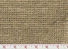 Textured Chenille Heavy Upholstery Fabric by Clarence House Malawi Cl Sand