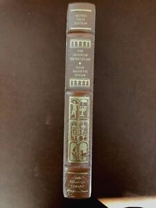 The Death of Methuselah The Franklin Library Signed First Edition