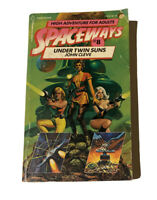 Under Twin Suns [Spaceways Series #8] by JOHN CLEVE Small Paper Back Vintage
