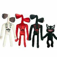 "16"" Siren Head Plush Toy Stuffed Plush Doll Horror Character Kids Xmas Gift**"