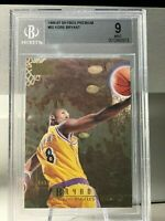 1996-97 Skybox Premium #55 Kobe Bryant Los Angeles Lakers RC Rookie HOF BGS 9