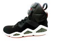 Reebok Womens Shoes CL Chi-Kaze-W Basketball Retro Leather Black Red J89218