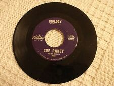 TEEN SUE RANEY  BIOLOGY/TOO SOON CAPITOL 4360 M-