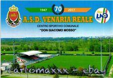 Venaria Reale, Torino - Stadio Campo Sportivo - Non Viaggiata - SC350