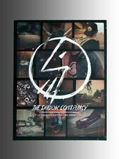 2012 Shadow Conspiracy Bmx bicycle product catalog featuring products and riders