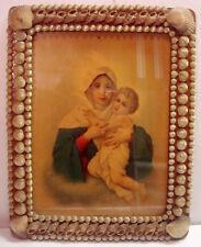 Kuenzil Brothers - Schoenstatt - Mother Thrice Admirable - Antique Print - Rare