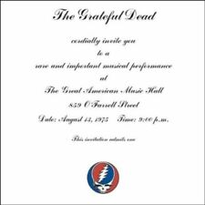 GRATEFUL DEAD ONE FROM THE VAULT 2 CD FREE UK POST