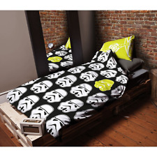 Star Wars Classic Storm Single Duvet Cover and Pillowcase Set