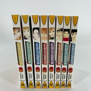 The Wallflower Near Complete Set Manga Book Lot English Vol 1-8