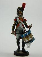 Napoleonic Wars —  France, Drummer Line Infantry Regiment — 54 mm Lead Figure