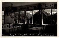 Roßberg Salzburg Österreich s/w AK ~1939-45 Gasthaus Rechtegg Inhaber Kröll