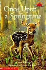 Once Upon a Springtime [Hello Reader, Level 2]