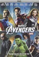 The Avengers (DVD, 2012) Original Movie MARVEL
