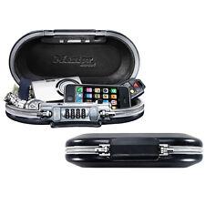 """Master Lock Minisafe """"Safe Space"""" 5900 schwarz Sicherheitskassette Tragbar"""