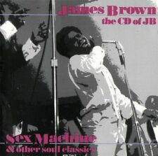 James Brown – CD Of JB (Sex Machine And Other Soul Classics), CD !