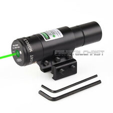 New Tactical Green Laser 20mm Rail Picatinny Mount Sight Scope Accessory