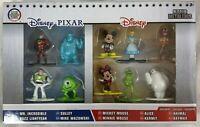 Disney/PIXAR 1.5 Inch JADA Nano MetalFigs 10 Pack
