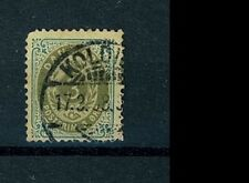 Denmark Stamp Scott # 41 Used Cat. Value $7.25 (S39)