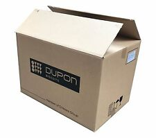 20 X Large (XL) Cardboard Boxes - Single Wall Strong Moving Removal Boxes